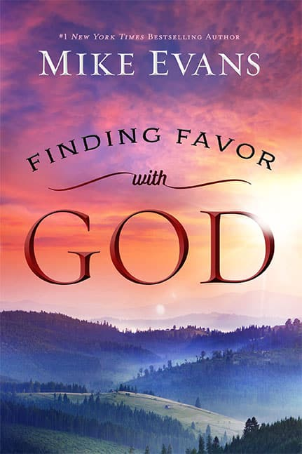Finding Favor with God Book